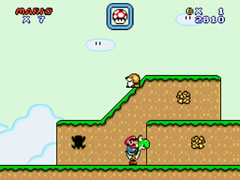 Play Super Mario flash 2 Game Online - HM-Games com