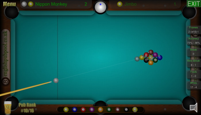 pool games online free play 9 ball